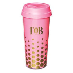 Gamma Phi Beta Coffee Tumblers - a3002