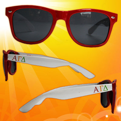Alpha Gamma Delta Sorority Sunglasses - GGCG