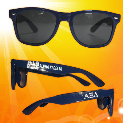 Alpha Xi Delta Sorority Sunglasses - GGCG