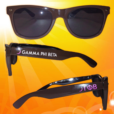 Gamma Phi Beta Sorority Sunglasses - GGCG