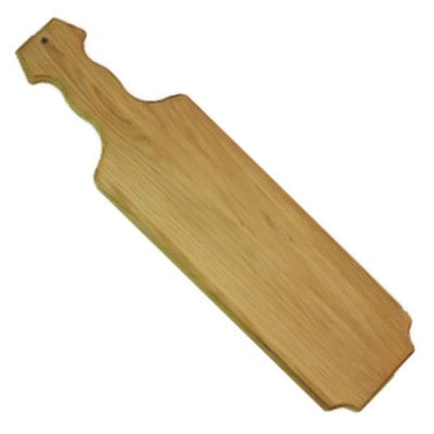 Greek Giant Straight Sided Paddle - 175-Oak