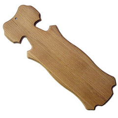Greek Giant Paddle - PT-362W-Oak