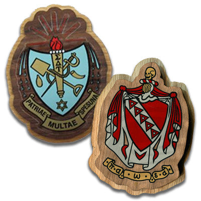 Greek Large Crests - 503