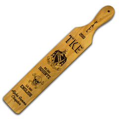 Greek Traditional Branded Paddle - 100-O - LZR