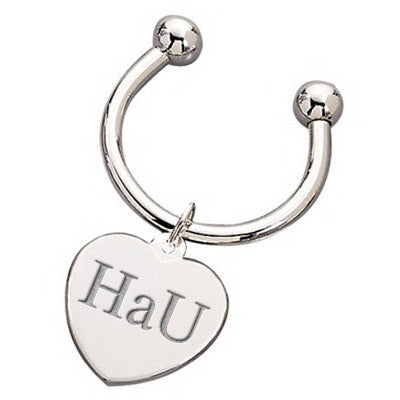 Hermanas Unidas Heart Key Ring - McCartney mc835-G101
