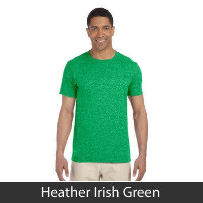 Fraternity Printed St. Paddys Day Tee - Gildan 64000 - CAD