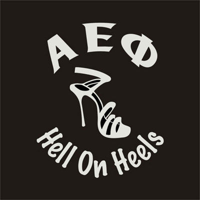 Hell On Heels Shirt