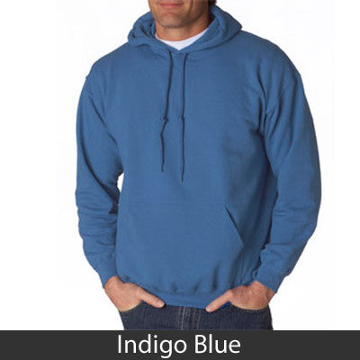 Phi Beta Sigma Hooded Sweatshirt - Gildan 18500 - TWILL