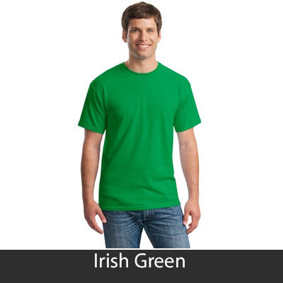 Fraternity Crocket T-Shirt - Gildan 5000 - SUB