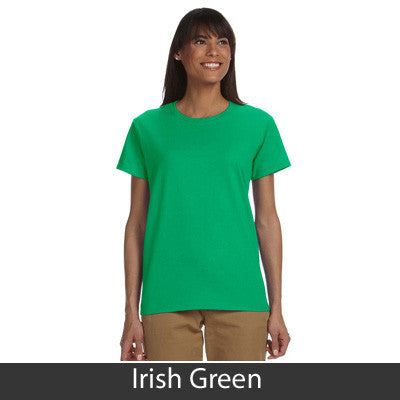 Delta Zeta Ladies T-Shirt - Gildan 2000L - TWILL