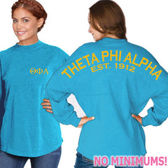 Theta Phi Alpha Game Day Jersey - J. America 8229 - CAD