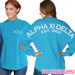 Alpha Xi Delta Game Day Jersey - J. America 8229 - CAD