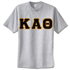 Kappa Alpha Theta Standards T-Shirt - $14.99 Gildan 5000 - TWILL