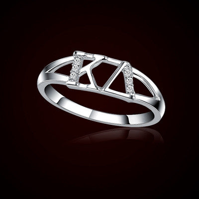 Kappa Delta Sorority Ring - GSTC-R001