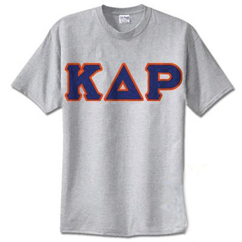 Kappa Delta Rho Standards T-Shirt - $14.99 Gildan 5000 - TWILL