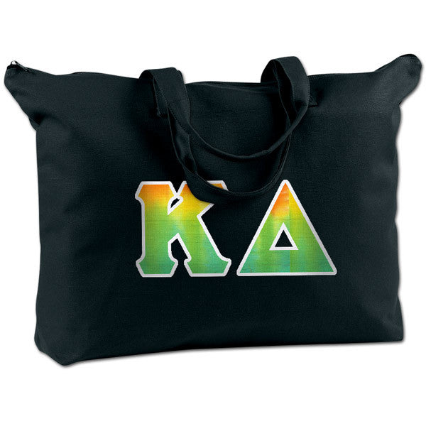 Kappa Delta Shoulder Bag - Bag Edge BE009 - TWILL