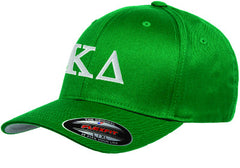Kappa Delta Flexfit Fitted Hat - Yupoong 6277 - EMB