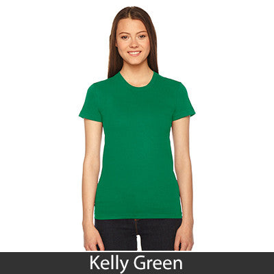 Kappa Delta Embroidered Jersey Tee - American Apparel 2102 - EMB