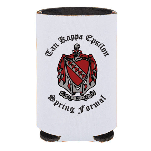 Custom Greek Formal Koozie - SBL031 - SUB