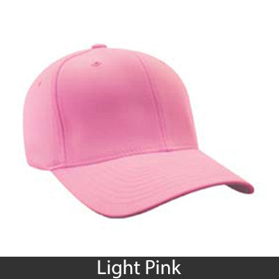 Delta Zeta Flexfit Fitted Hat - Yupoong 6277 - EMB