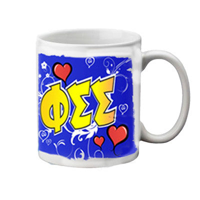 Lovely Sorority Coffee Mug - SM11 - SUB