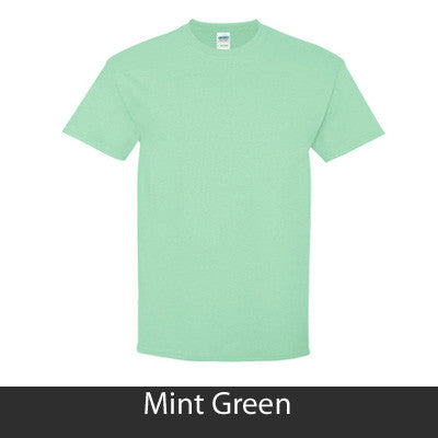 Zeta Tau Alpha Sorority 2 T-Shirt Pack - G500 - TWILL