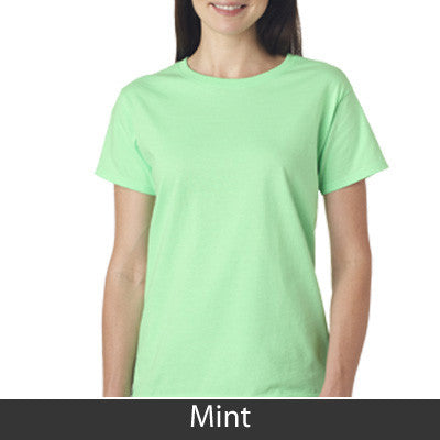 Chi Omega Ladies T-Shirt - Gildan 2000L - TWILL