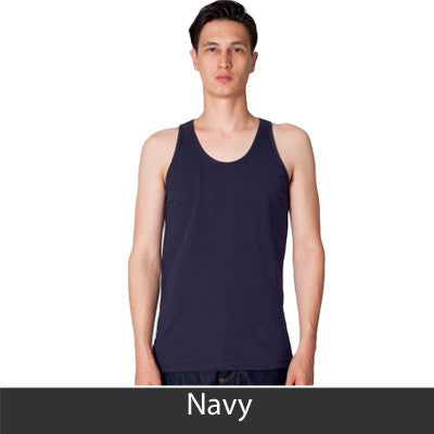 Phi Delta Theta Fraternity Printed Tank - American Apparel 2408W - CAD