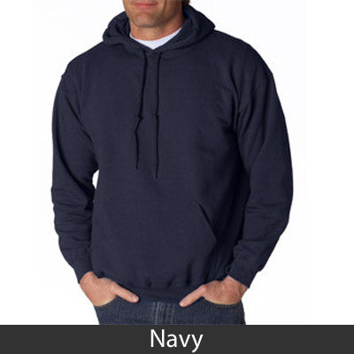 Tau Kappa Epsilon Hooded Sweatshirt - Gildan 18500 - TWILL
