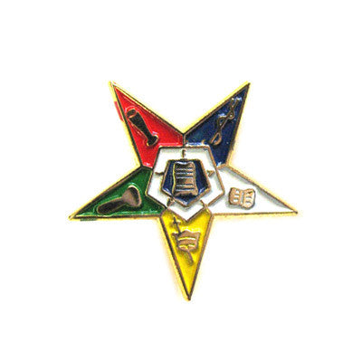 OES Shield 3-D Pin - SP-03DC