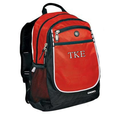 Greek OGIO Carbon Backpack - OGIO 711140 - EMB