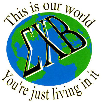 This is our world shirt