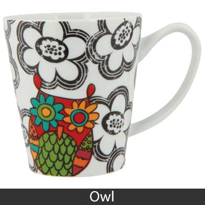 Sorority Mascot Mug - Alexandra Co. A1079