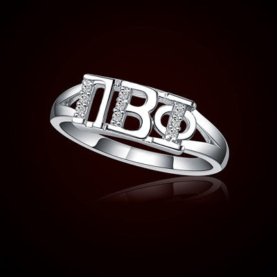 Pi Beta Phi Sorority Ring - GSTC-R001