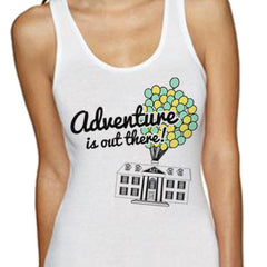 Sorority Adventure Printed Shirt - SUB