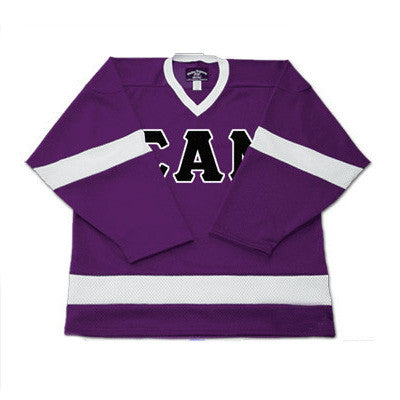 Fraternity 2-Color Hockey Jersey - Philly Express PM2C - TWILL