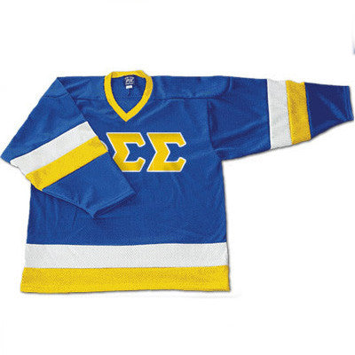 Fraternity 3-Color Hockey Jersey - Philly Express PM3C - TWILL