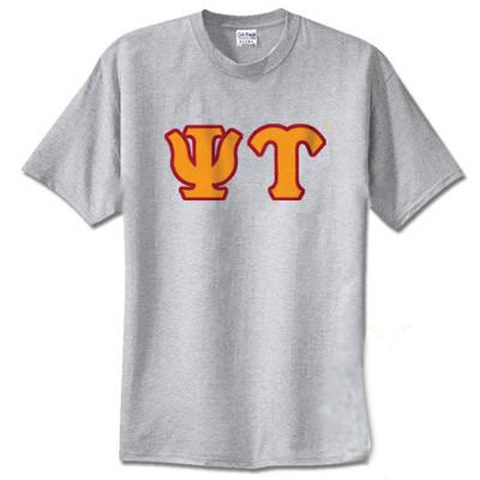 Psi Upsilon Standards T-Shirt - $14.99 Gildan 5000 - TWILL