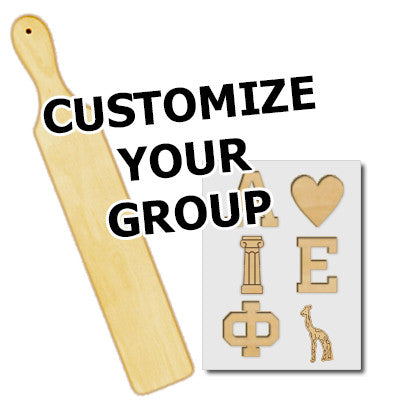 Traditional Paddle Symbol Package - 100-U