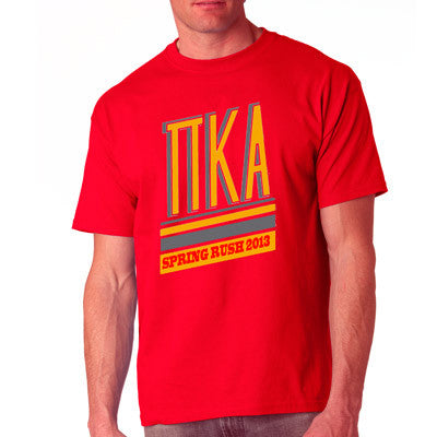 Fraternity Rush Design