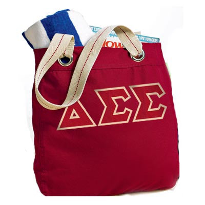 Sorority Allie Tote - Port Authority B118 - TWILL