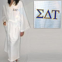 Sorority Spa Robe - RW1007 - EMB