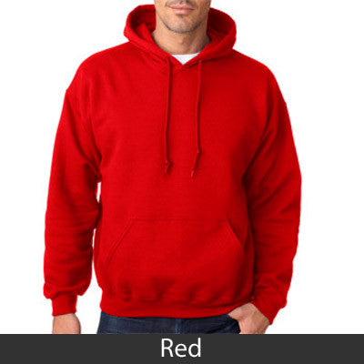 Sigma Phi Epsilon Hooded Sweatshirt - Gildan 18500 - TWILL