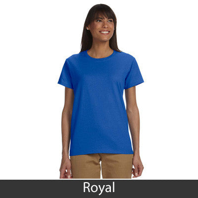 Sigma Gamma Rho Ladies T-Shirt - Gildan 2000L - TWILL