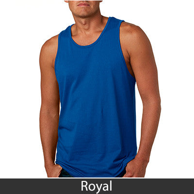 Sigma Gamma Rho Sorority Unisex Tank Top with Twill - Next Level 3633 - TWILL
