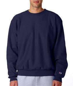 Champion 12oz Sorority Crewneck Sweatshirt - Champion S1049 - TWILL