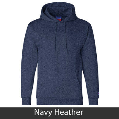 Delta Gamma Champion Hooded Sweatshirt - Champion S700 - TWILL