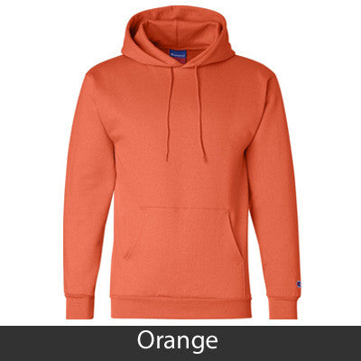 Alpha Chi Omega Champion Hooded Sweatshirt - Champion S700 - TWILL