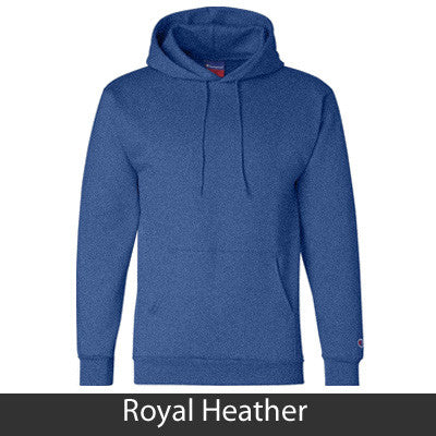 Kappa Kappa Gamma Champion Hooded Sweatshirt - Champion S700 - TWILL