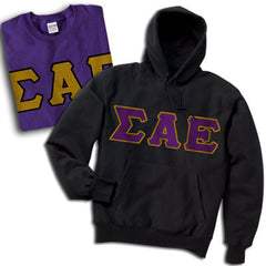 Sigma Alpha Epsilon Hoody/T-Shirt Pack - TWILL